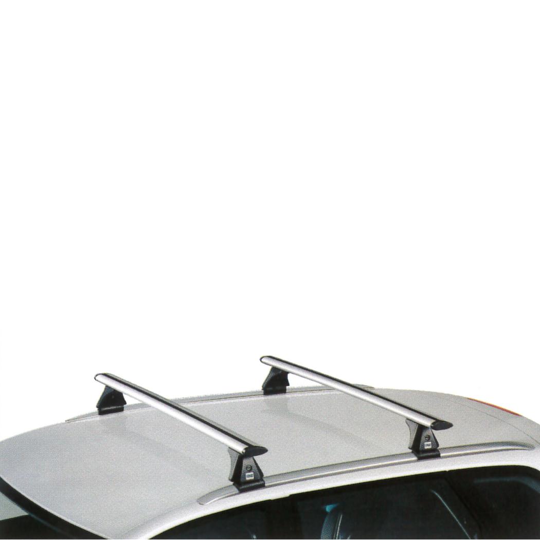 Für Volkswagen Passat B8 Variant ab 15 Stahl Dachträger Fahrzeugspezifish Kpl.