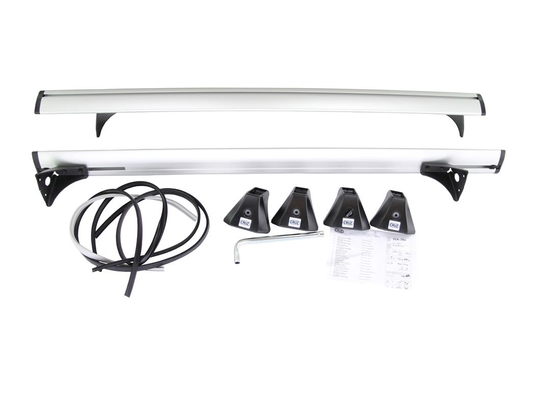 Für Nissan Qashqai I//J10 5-Tür 07-14 Stahl Dachträger Fahrzeugspezifish Kpl