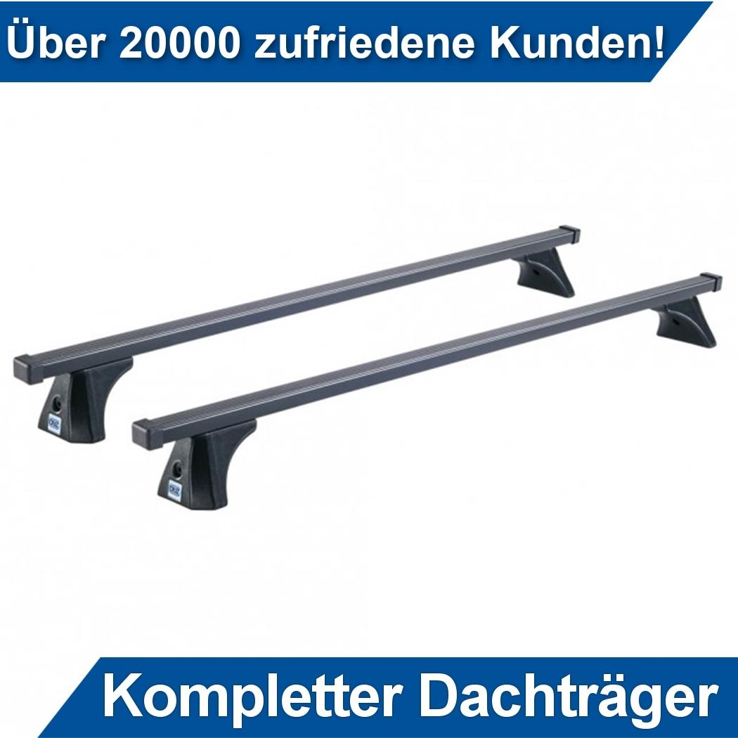 Honda Accord VIII 4-Tür Stufenheck 08-15 Stahl Dachträger Fahrzeugspezifish Kpl.