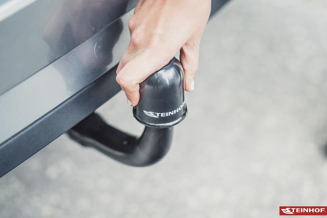 Anhängerkupplung starr ABE Für Nissan X-Trail III T32