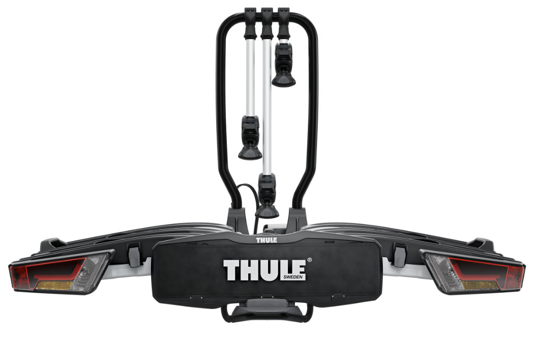 thule easyfold xt 3 fahrradtr ger f r 3 fahrr der f r. Black Bedroom Furniture Sets. Home Design Ideas