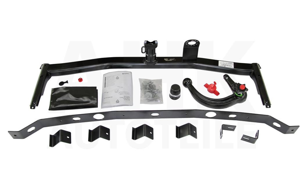 f r volkswagen caddy typ 2k ab 04 anh ngerkupplung abn e. Black Bedroom Furniture Sets. Home Design Ideas