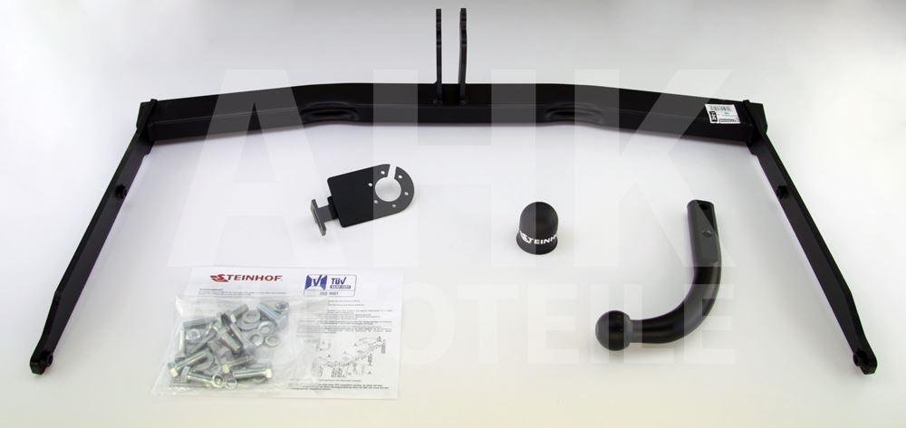Für Ford Focus III 4-Tür Limousine Anhängerkupplung starr+ES 7p ABE