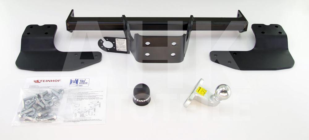 Für Ford Transit Custom Kasten//Minibus 12-16 Anhängerkupplung starr+ES 13p spez.