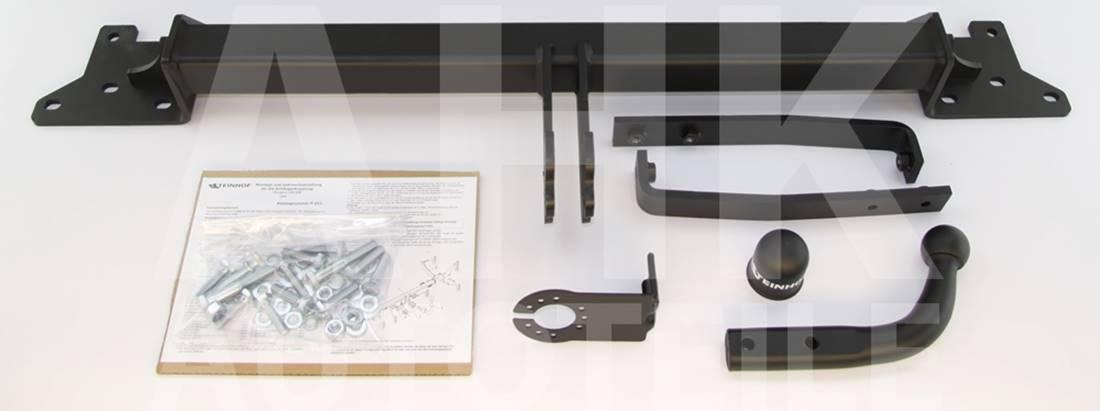 Mazda-626-4-5-Tuer-GF-97-02-Anhaengerkupplung-starr-Kpl-AHK