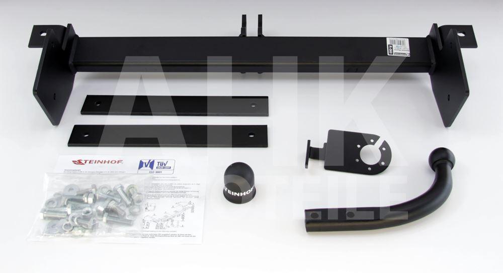 Anhängerkupplung fest Für Renault TRAFIC III Kasten BUS ab 2014+E-SATZ 13p SPEZ.