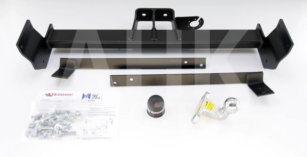 Attelage de remorque attelage rigide Pour Opel Movano encadré//MONOSPACE 98-03 complet
