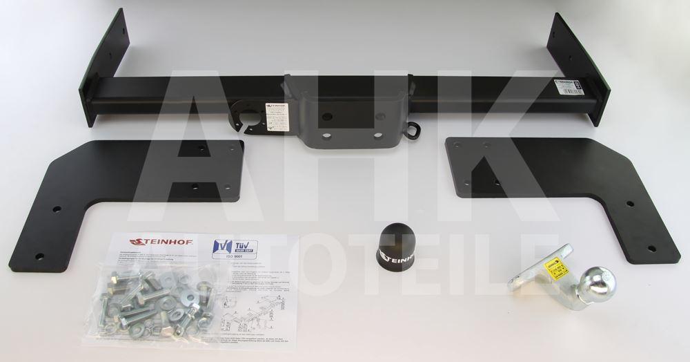 Für VW Crafter I Kasten//Minibus ohne Trittbrett 06-16 Anhängerkupplung starr